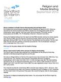 SSMT's september briefing